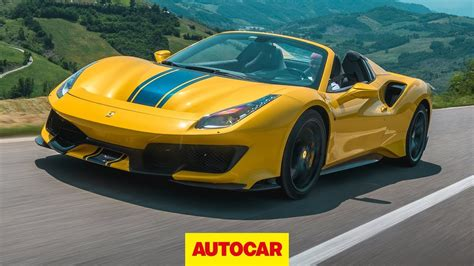 Review 488 Pista by 2019 488 Pista Spider Review The Best