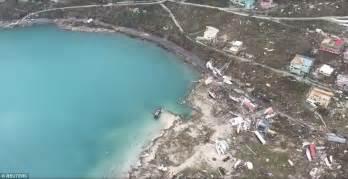 Tortola Hurricane Boats by Hurricane Irma Sets On Cuba And The Bahamas