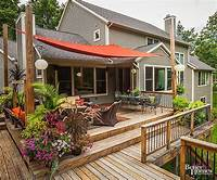 deck shade ideas Shade Solutions for Outdoor Rooms | Pretty Patios, Porches ...