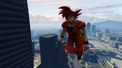 Dragon Ball Z Goku - GTA5-Mods.com