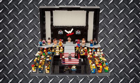 LEGO Ideas - WWE MONDAY NIGHT RAW