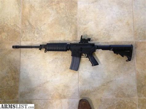 ARMSLIST - For Sale: Bushmaster ar-15