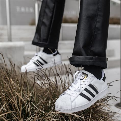 How to Wear the adidas Superstar