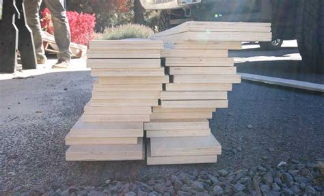 How To Make Shiplap by How To Make A Shiplap Wall With Plywood Manzanita