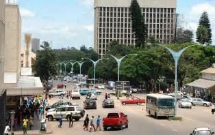 Zimbabwe Cities