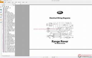 Land Rover Electrical Diagrams 1995
