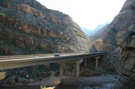 arizonas   virgin river bridge   cmar project
