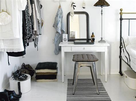 coiffeuse chambre ado un coin beauté pour être la plus décoration
