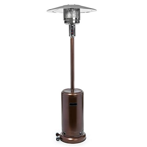 outdoor patio heater propane for deck garden restaurant