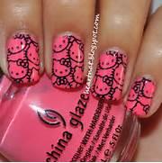 Cute Hello Kitty Acryl...