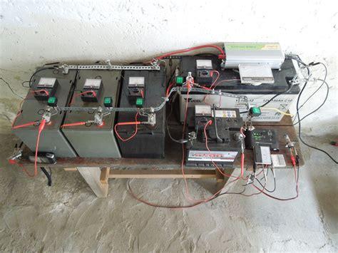Lade Con Pannello Solare by Schema Collegamento Batteria Tone Carica Batteria