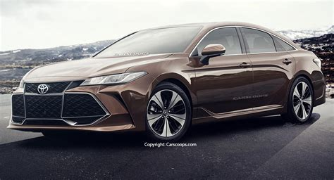 Future Cars 2019 Toyota Avalon Tries To Lure Back Large