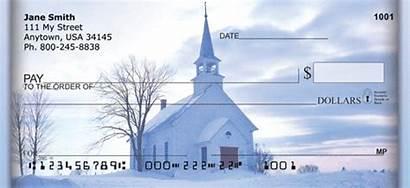 Church Checks Churches Steeples