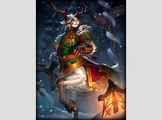 Smite's Next Patch Adds Holiday Skins and an Updated CoOp