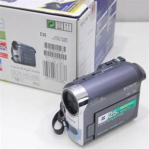 Used  Sony Handycam Dcr-hc48e - Camcorder