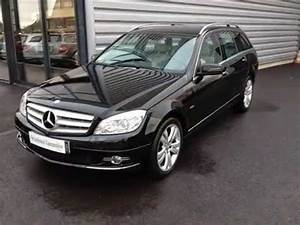 Leroyer Mercedes : mercedes classe c break 220 cdi avantgarde youtube ~ Gottalentnigeria.com Avis de Voitures