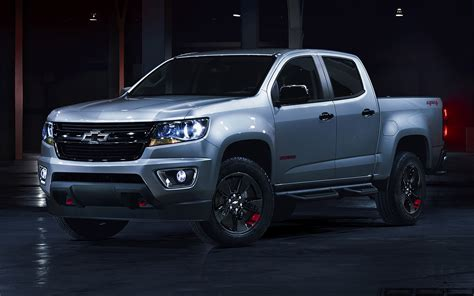 chevrolet colorado redline crew cab wallpapers
