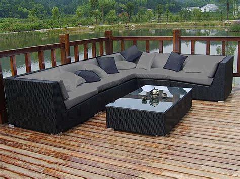 salon de jardin canapé salon jardin canape royal sofa idée de canapé et