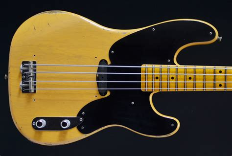 fender custom shop  precision custom shop relic