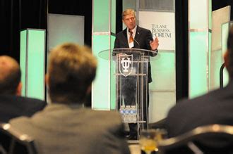 Tidewater Boats Ceo by Tulane Business Forum Looks At Leveraging Resources