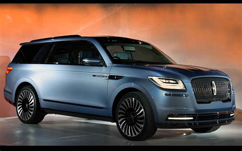 2018 Lincoln Navigator Concept, Price, Release Date