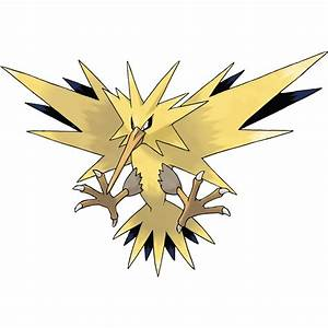 Zapdos (Pokémon) - Bulbapedia, the community-driven ...