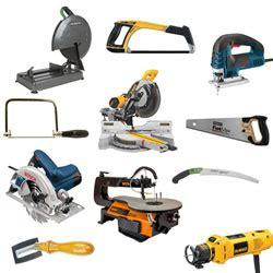 types  saws    garage tool