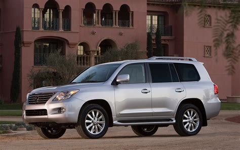 Lexus Lx Picture by Lexus Lx 570 2011 Widescreen Car Picture 01 Of 54