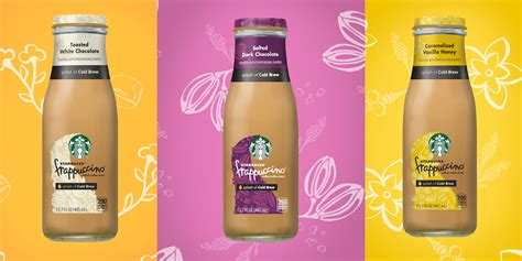 Caffeine in coffee can vary (due to coffee bean origin and blend used) and may be more or less than the amounts shown. Starbucks Frappuccino Vanilla Bottle Caffeine