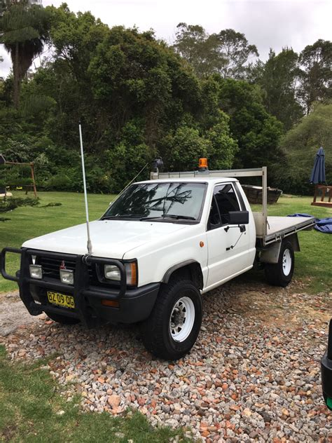 South Bay Mitsubishi by 1995 Mitsubishi Triton For Sale Or Nsw Central
