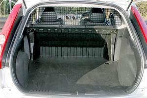 Ford Fiesta Van Dimensions  2003