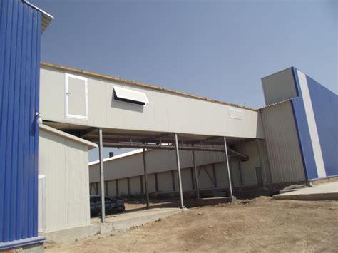 Allevamento Galline Ovaiole In Gabbia - capannoni avicoli per allevamento in batteria