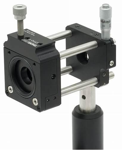 Adjustable Slits Slit Mechanical Thorlabs System Va100