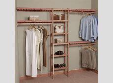 Basic Ventilated Cedar Closet Wall Kit Home Accents