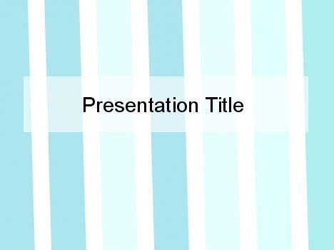 turquoise template turquoise stripe powerpoint template