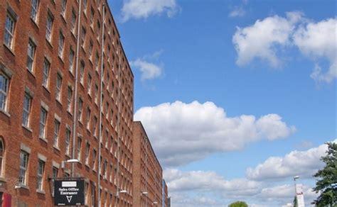 sedgewick mill  cotton street manchester  bw