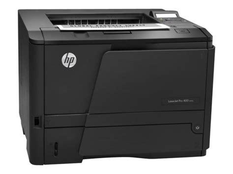 Hp laserjet m401a, m401n, m401d models. HP LaserJet Pro 400 M401a Mono Laser Printer