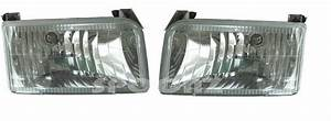 Fleetwood Flair 1999 2000 2001 2002 2003 Diamond Design Head Light Lamp Rv