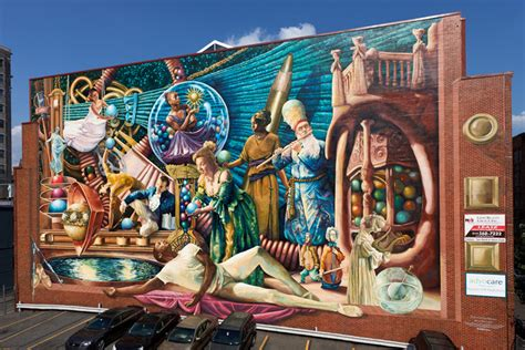 Philly Mural Arts Tour by Philadelphia S Renaissance