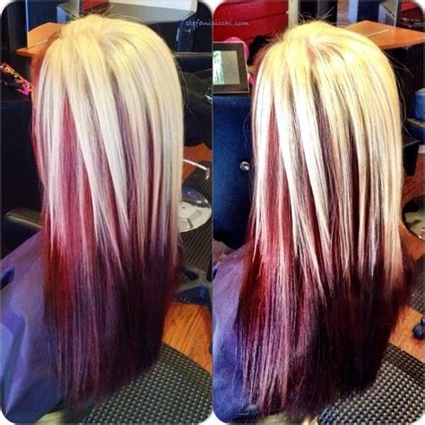 On Top And Underneath Hairstyles hairstyles with blond on top underneath