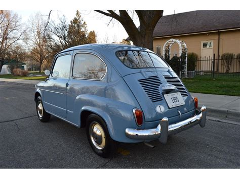 Fiat Boise by 1959 Fiat 600 For Sale Classiccars Cc 1082986