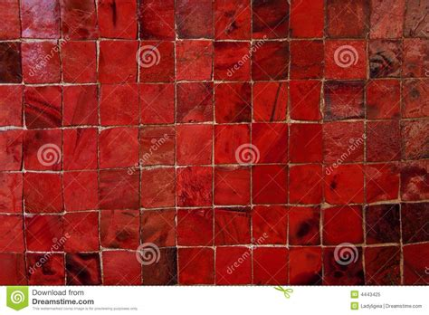 red murano glass tiles pattern royalty  stock photo