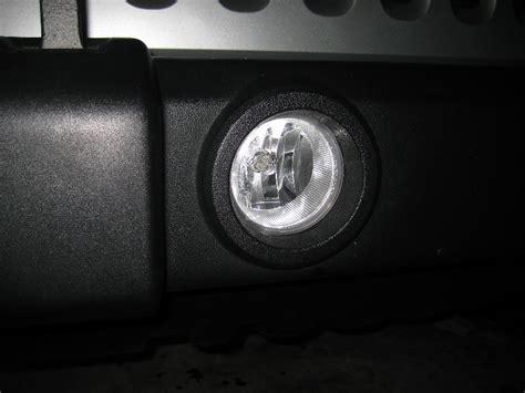 jeep wrangler fog light bulbs replacement guide 001