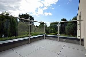 Garde Corp Terrasse : toit terrasse installez un garde corps qui assure la ~ Melissatoandfro.com Idées de Décoration