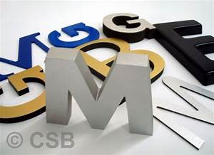 calgary 3d letters custom wall 3 d lettering csb With metal faced foam letters