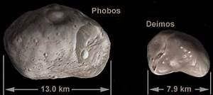 Information About Mars' Moons (page 3) - Pics about space