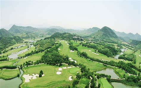 Find the perfect anji lake stock photos and editorial news pictures from getty images. Promo 60% Off Ningbo Delson Green World Golf Club China ...