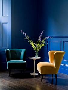 Peinture Salon Tendance : tendance couleur salon 2017 vive le bleu ~ Melissatoandfro.com Idées de Décoration