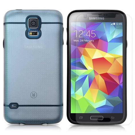 protector samsung galaxy screen kinnect minisuit s5 deal case