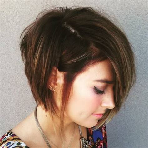 layered bob haircuts  weightless textured styles